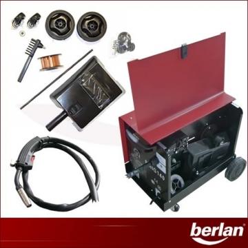 Berlan MIG/MAG Schutzgas Schweißgerät BMIG140