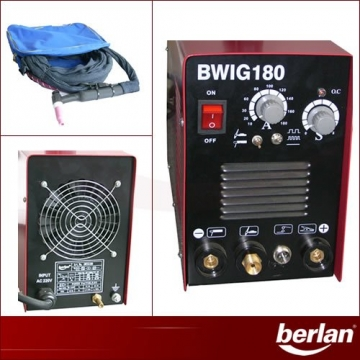 berlan wig tig inverter schwei ger t 180a bwig180 test. Black Bedroom Furniture Sets. Home Design Ideas