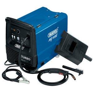 Draper 12018 MIG / Gas / Gasloses Schweißgerät 230V