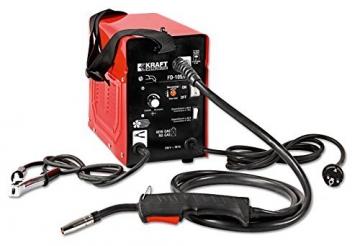 Fülldraht Schweißgerät FD-105/F Netzspannung 230 V-/50 Hz