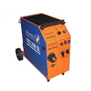 TECHNOLIT TEC 200 SL MIG MAG Schweißanlage